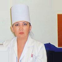 Айджамал Курбанова